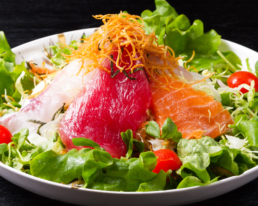 海鮮サラダ (6)